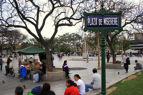Plaza Miserere